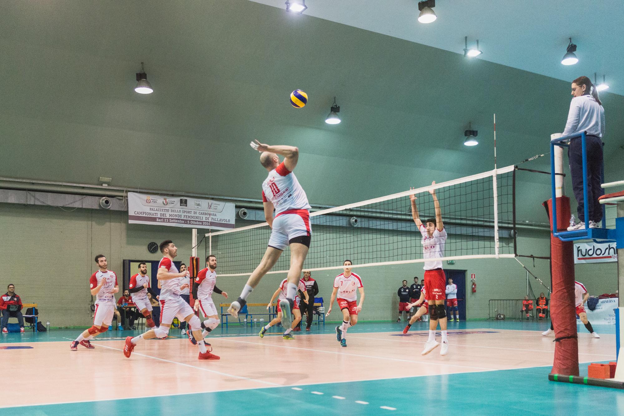 Una concreta M2G Group Bari torna alla vittoria contro Cerignola