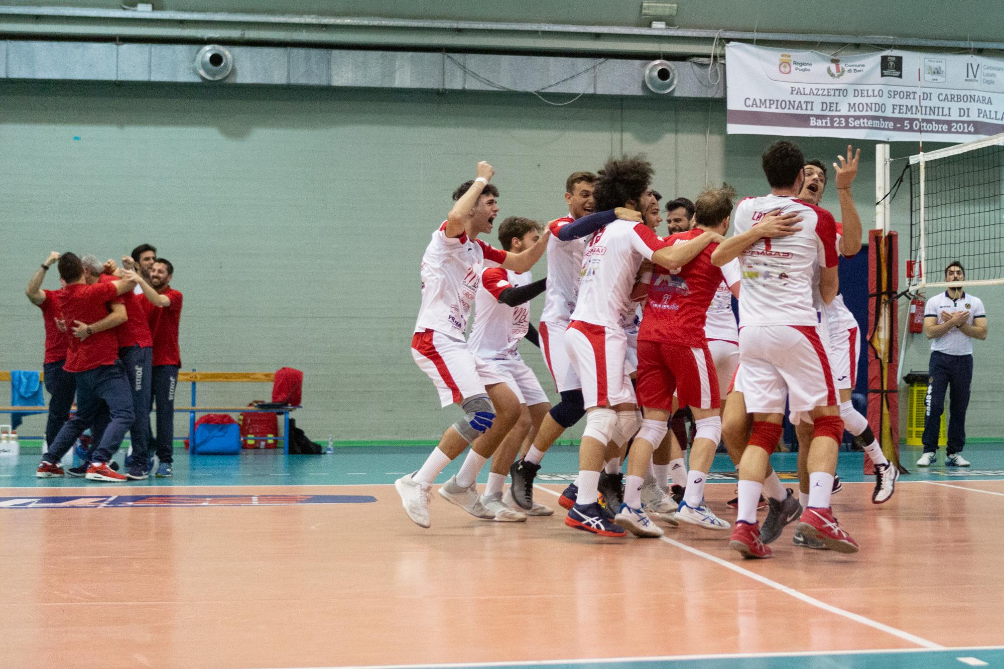 La M2G Group Bari supera Lucera e vola ai playoff!
