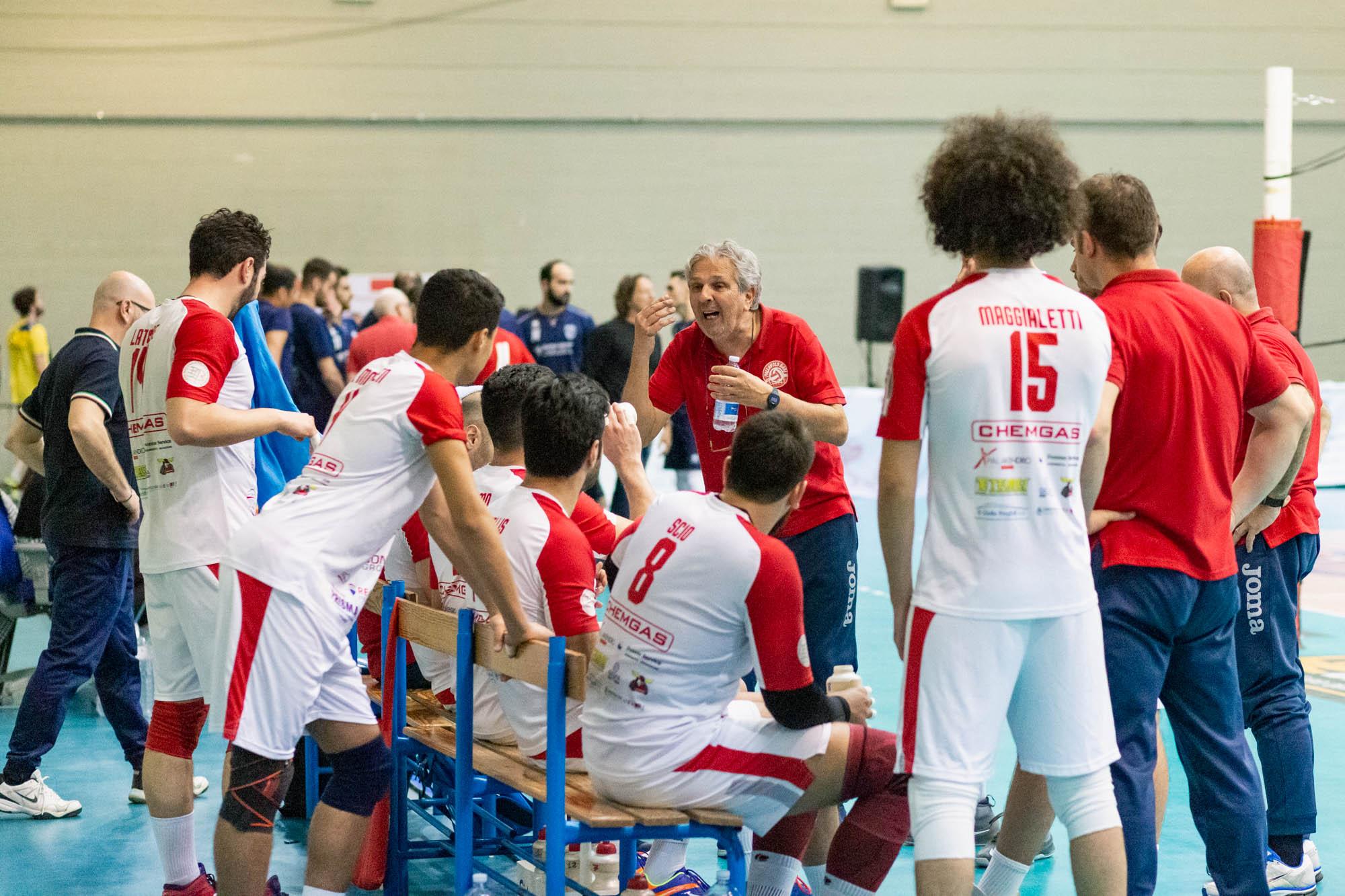 La M2G Group Bari chiude a Pineto la regular season